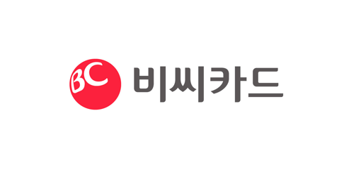 비씨카드 기업 로고