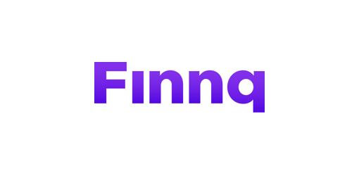 Finnq 기업 로고