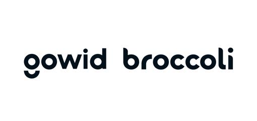 gowidbroccoli 기업 로고
