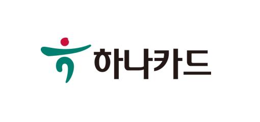하나카드 기업 로고