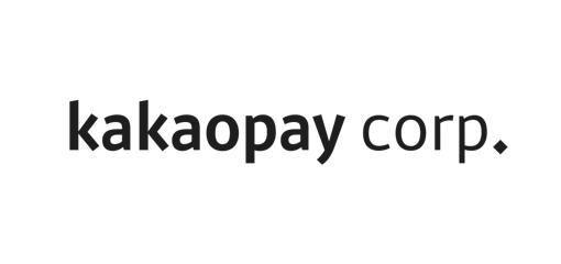 카카오페이 기업 로고