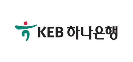 keb하나은행 기업 로고