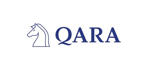 QARA 기업 로고